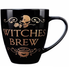 Mug Alchemy Gothic Witches Brew