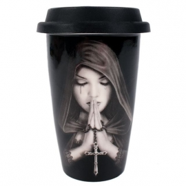 mug gothique anne stokes Gothic Prayer