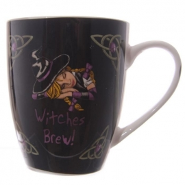 Mug Gothique Witches Brew Lisa Parker
