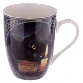 Mug Gothique Witching Hour Lisa Parker
