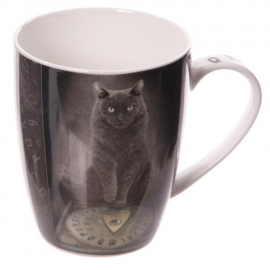Mug Gothique His Master's Voice Lisa Parker