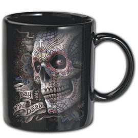 Mug Gothique Day of the Dead