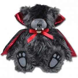 Peluche Gothique Ted The Impaler