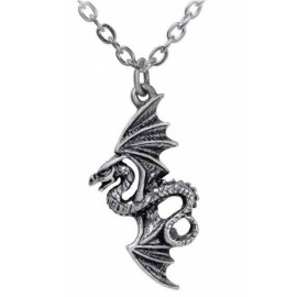 Alchemy Gothic P917 Flight of Airus - Pendentif Alchemy Gothic