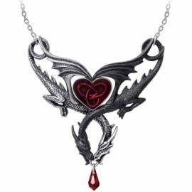 Pendentif Alchemy Gothic P915 The Confluence of Opposites