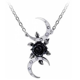 Alchemy Gothic P870 The Black Godess - Collier Alchemy Gothic