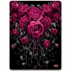 Plaid Gothique Spiral Direct Blood Roses