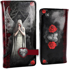 Portefeuille Gothique Anne Stokes Only Love Remains B3931K8