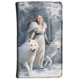 Portefeuille Gothique Anne Stokes Winter Guardian B2114F6