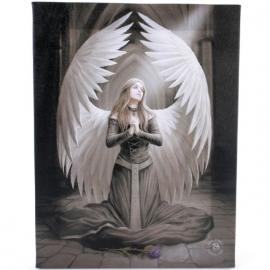 toile sur chassis gothique anne stokes prayer for the fallen