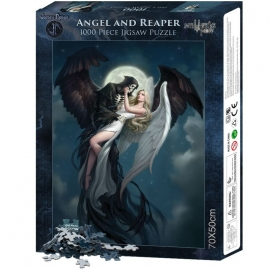 Puzzle gothique James Ryman Angel and the Reaper
