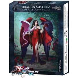 Puzzle gothique James Ryman Dragon Mistress