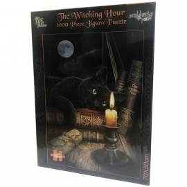 Puzzle gothique Lisa Parker The Witching Hour