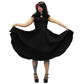 robe gothique necessary evil retro