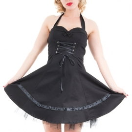 Robe Gothique HR London Gothic Lolita 6308