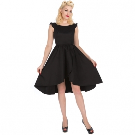 Robe Gothique HR London Midnite Dress 9558