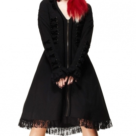 robe gothique spin doctor florence