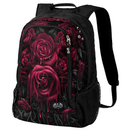 Sac à Dos Gothique Spiral Direct Blood Rose