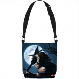 Petit Sac Gothique Aly Fell Pink Witch
