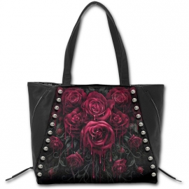 Sac Gothique Spiral Direct Blood Rose K018A306