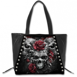 Sac Gothique Spiral Direct Skulls n' Roses E024A306