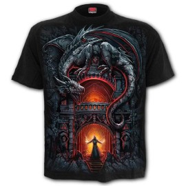 Spiral Direct T-Shirt Dragon's Lair  L049M101