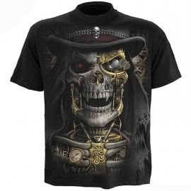 spiral direct  t-shirt gothique steampunk reaper