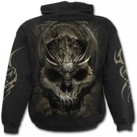 Sweat Spiral Direct Draco Skull K054M451
