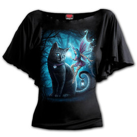 haut gothique spiral direct cat and fairy