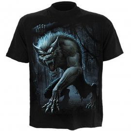 Spiral Direct Lycan Nights Tshirt - Spiral Direct DW203600