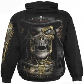 Spiral Direct Steampunk Reaper Sweat Gothique - WM120800