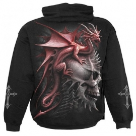 Spiral Direct Serpent Infection Sweat Gothique - Spiral Direct DT220800