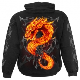 Spiral Direct TR387800 Fire Dragon Sweat Gothique