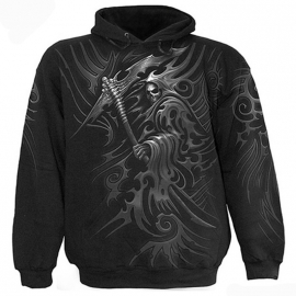 Spiral Direct Tribal Reaper Wrap Sweat Gothique - Spiral Direct WR124809