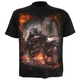 Spiral Direct T-shirt Steampunk Rider - Spiral Direct TR370600