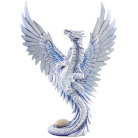 Statuette Dragon Anne Stokes Wind Dragon