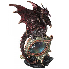 Statuette Dragon Eye of the Red Dragon U2052F6