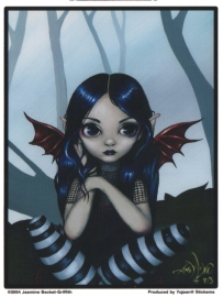 Sticker Fée Jasmine Becket-Griffith AD507