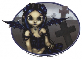 Sticker Fée Jasmine Becket-Griffith AD735