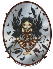 Sticker Fée Jasmine Becket-Griffith AD802
