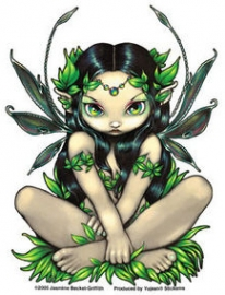 Sticker Fée Jasmine Becket-Griffith AD734