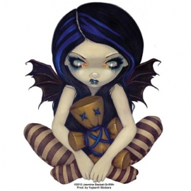 Sticker Fée Jasmine Becket-Griffith JA563