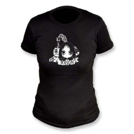 T-shirt Gothique Ravenshood Manor Lily
