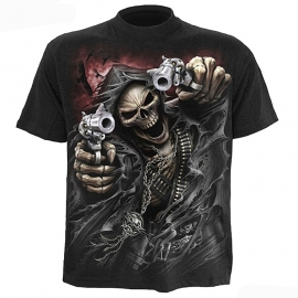 t-shirt gothique spiral direct assassin