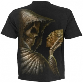 t-shirt gothique spiral direct dead mans hand
