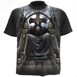 t-shirt gothique spiral direct lord reaper