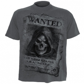 t-shirt gothique spiral direct wanted