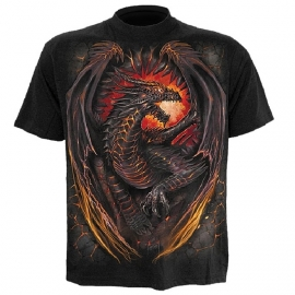 T-Shirt Spiral Direct Dragon Furnace