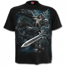T-shirt Spiral Direct Grim Rider - Spiral Direct L027M101