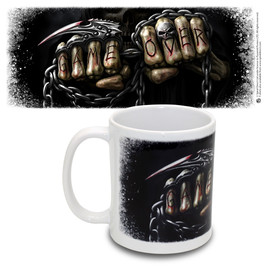 Mug Spiral Direct Game Over
